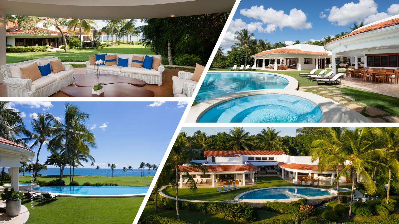 Wille na Dominikanie - wakacje dla wymagających