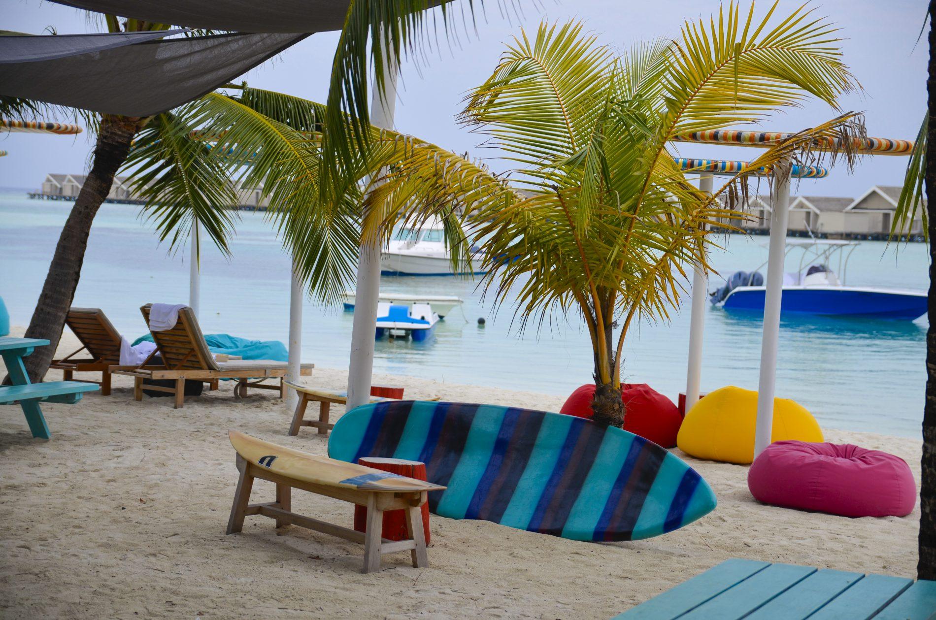 Podróż poślubna na Malediwach