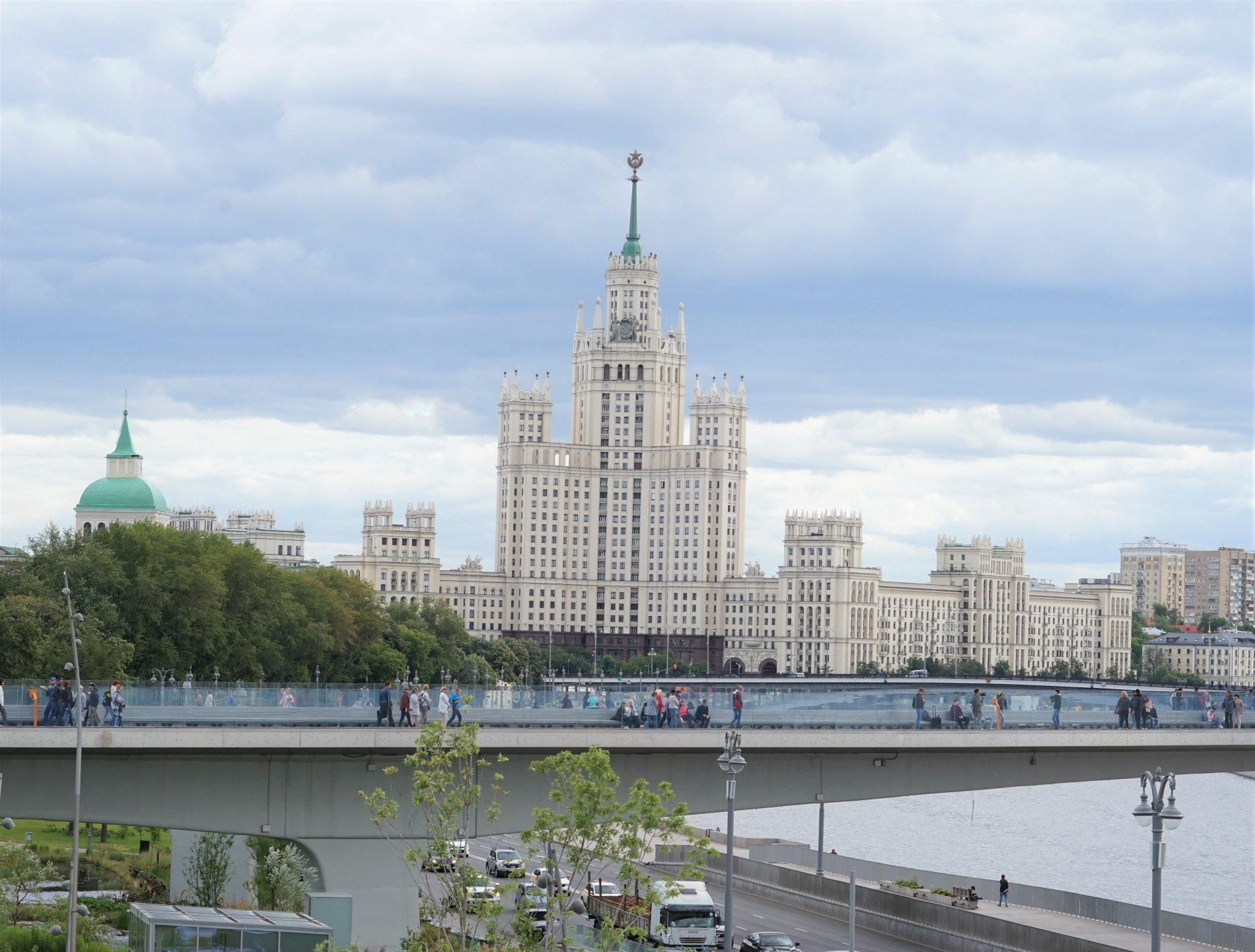 Trzy twarze Moskwy