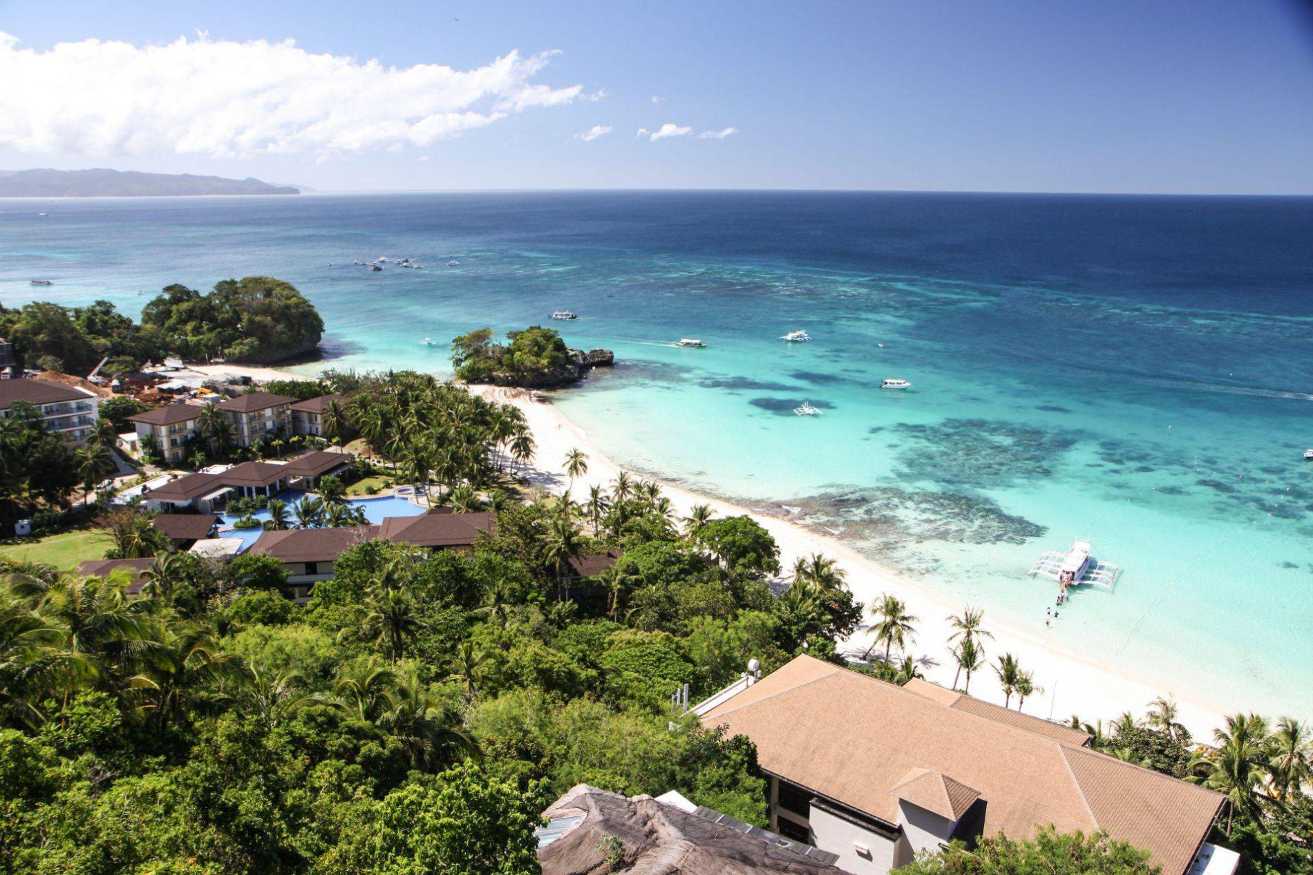 W poszukiwaniu raju – Filipiny