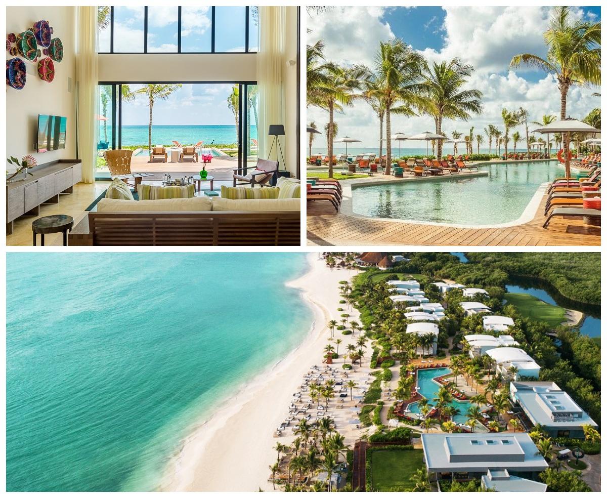Andaz Mayakoba Resort Riviera